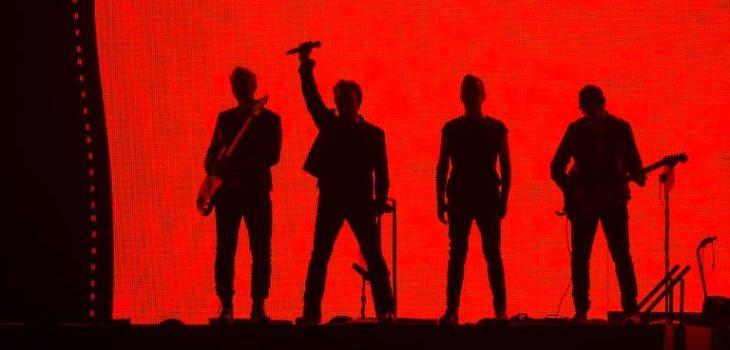 U2   Agencia AFP   Suzanne Cordeiro
