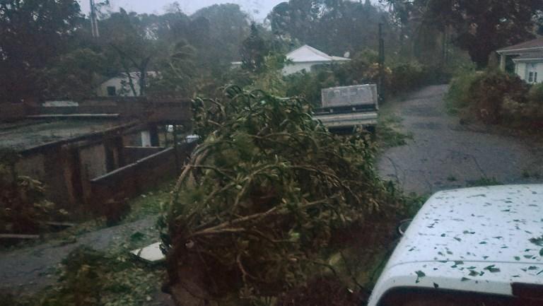 Califican al huracán María como la mayor catástrofe natural de Puerto Rico
