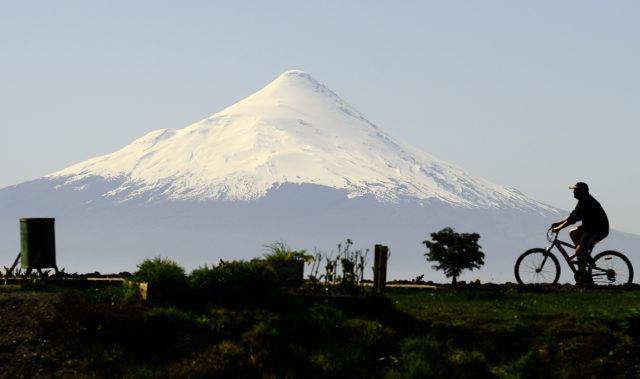 Volcán Osorno | Francisco Negroni | Agencia UNO