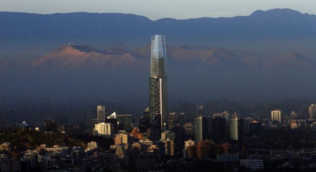 Torre Costanera | Rodrigo Saenz | Agencia UNO