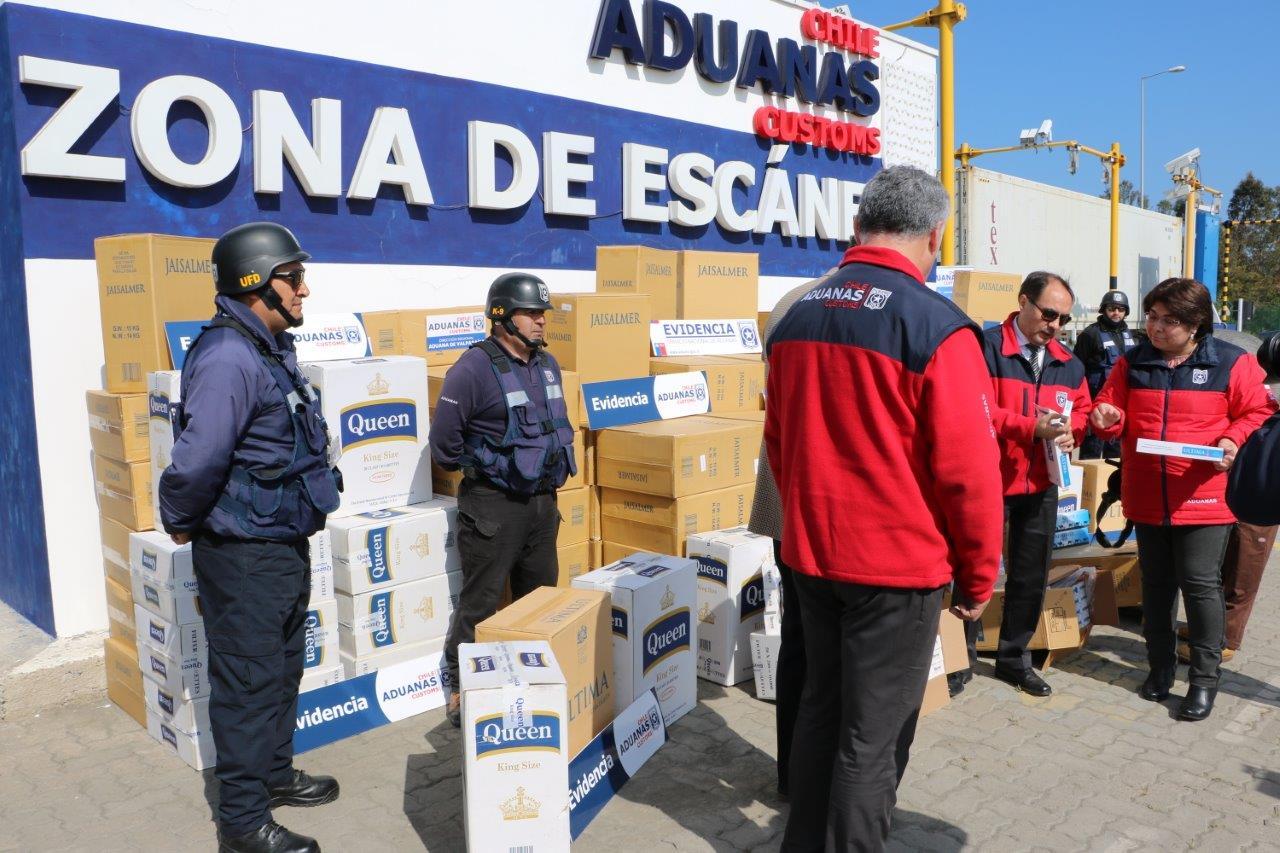 Servicio Nacional de Aduanas