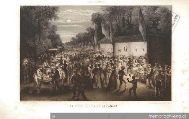 Archivo | Celebración en 1872