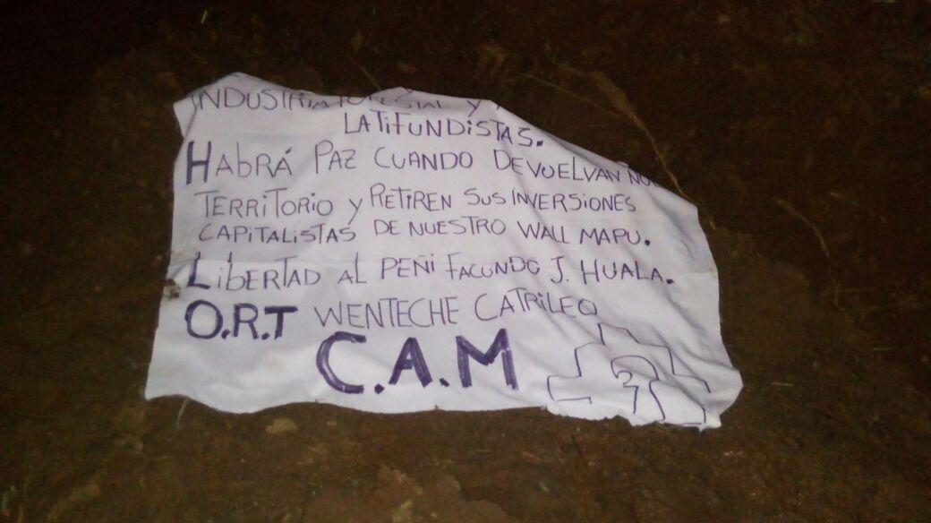 Nuevo atentado en La Araucanía: Gobierno invocará Ley de Seguridad del Estado