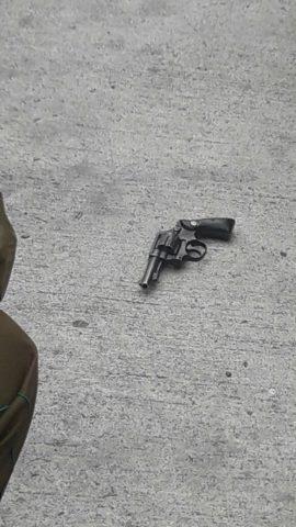 Arma utilizada | Tatiana Risso (RBB)