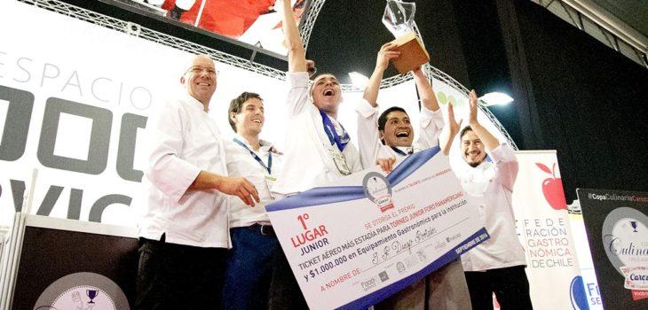 Copa Culinaria Carozzi 2016