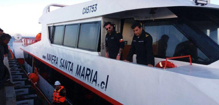 Naviera Santa María