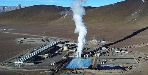 Enel conecta en Chile primera planta geotérmica de Sudamérica
