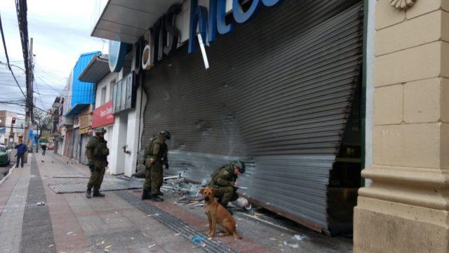 Centro comercial aledaño también resultó dañado   Christian Cereceda (RBB)