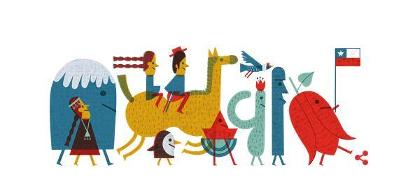 Diseño creado por Paloma Valdivia | Google