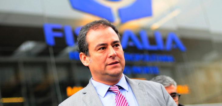 Fiscal Emilfork | ARCHIVO | Agencia UNO