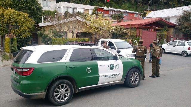 Detienen a presuntos implicados en ataques incendiarios en La Araucanía