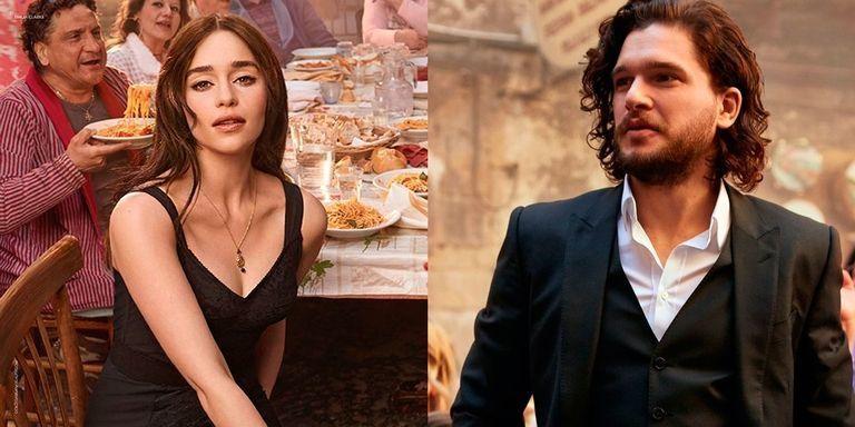 Emilia Clarke y Kit Harington estrenan comerciales para Dolce & Gabbana