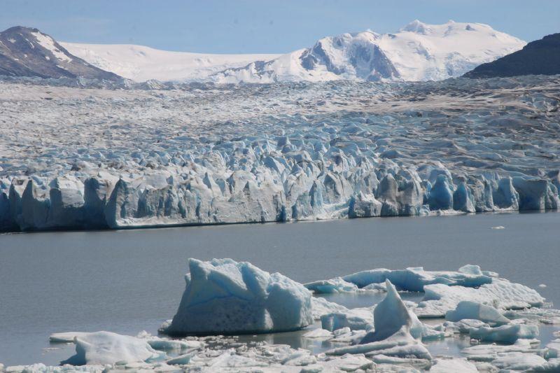 Glaciar Grey |  WBL (CC)