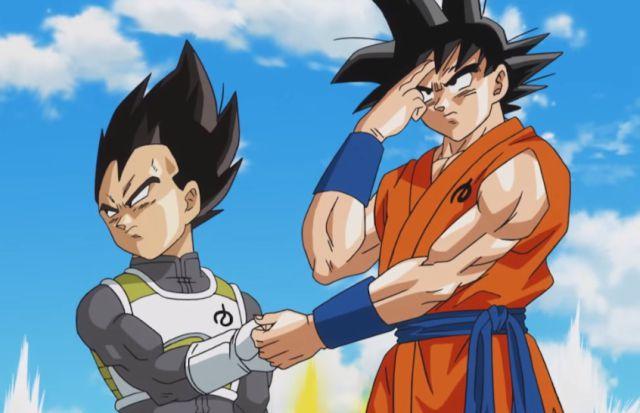 Gokú y Vegeta | Dragon Ball Super