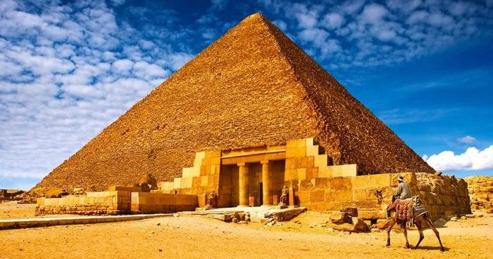 Gran Pirámide de Giza