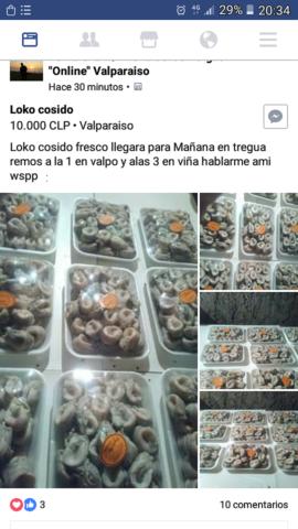 Sernapesca Valparaíso