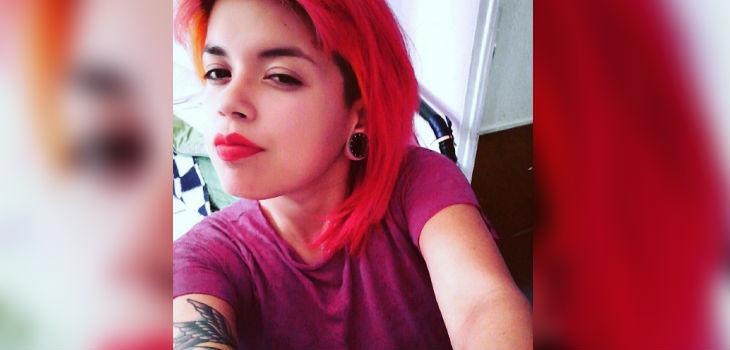 Isidora González sería la joven que fue encontrada muerta en Melipilla   Facebook