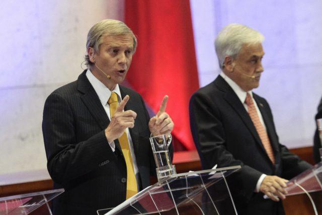 El candidato emplazó a Navarro | Yvo Salinas | Agencia UNO