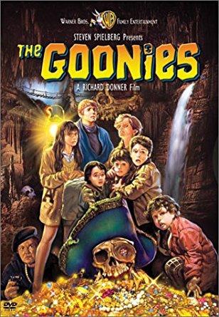 Afiche de Los Goonies
