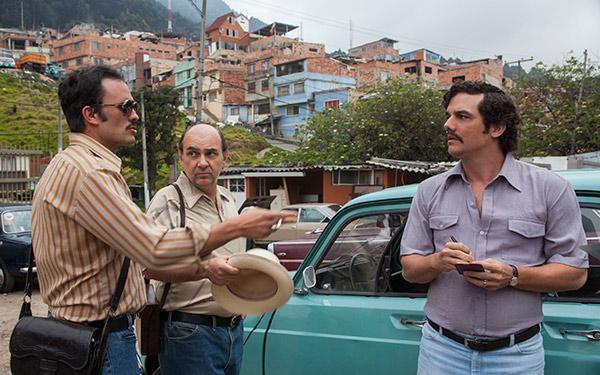 Luis Gnecco en Narcos (2015)