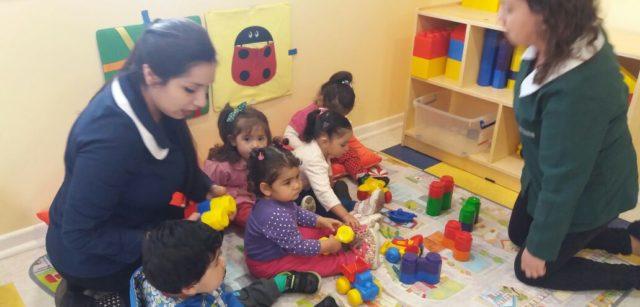 Nuevo jardín infantil permitirá atender a 96 niños en edad ...