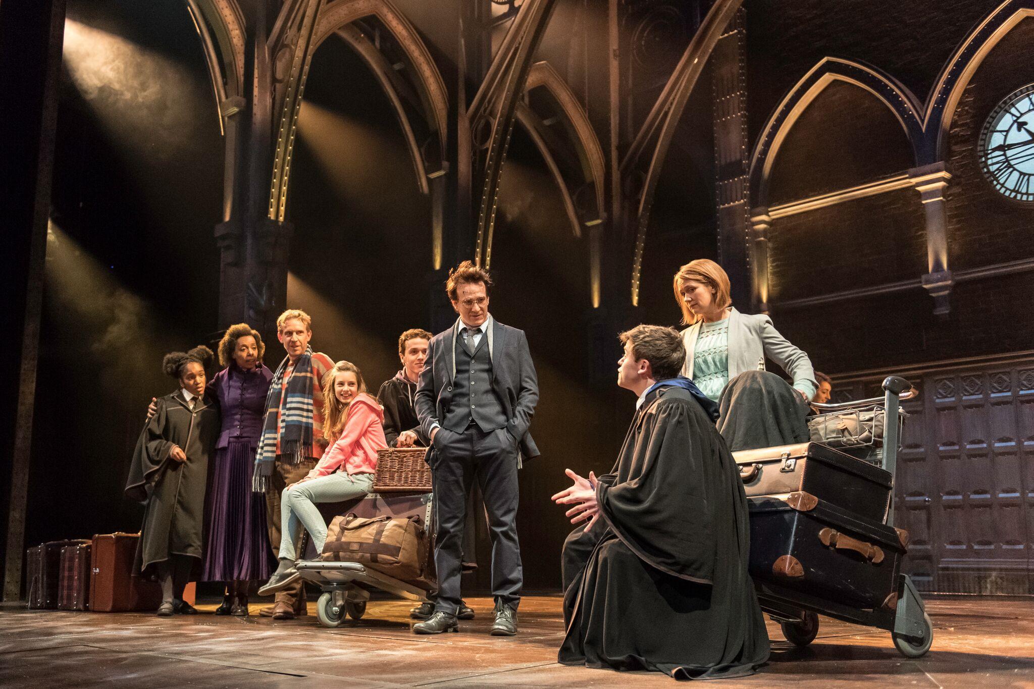 Obra de teatro Harry Potter y el legado maldito (2016)