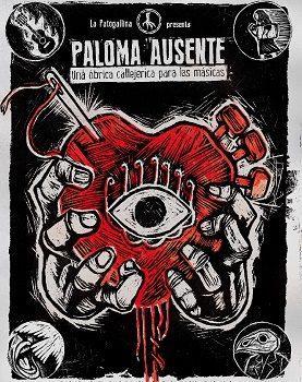 Detalle del afiche, La Patogallina (c)
