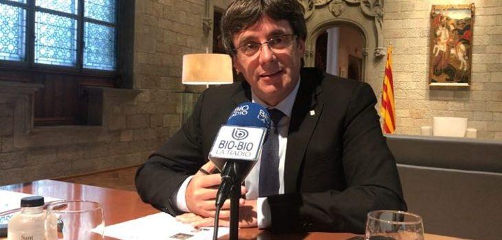 Carles Puigdemont | Néstor Aburto (RBB)