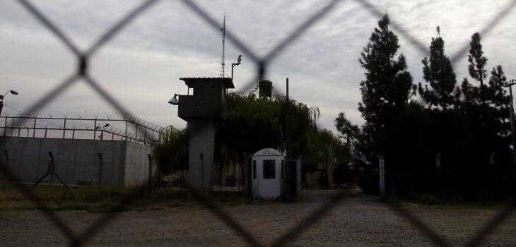 Penal de Punta Peuco | Hans Scott | Agencia Uno