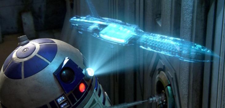 R2D2 – Star Wars