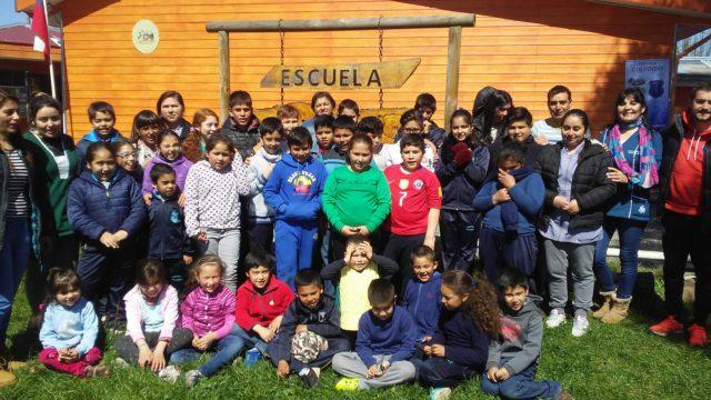 Escuela Colvindo | BioBioChile