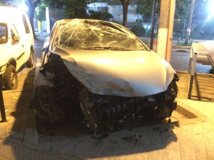 Auto utilizado en los robos | Jaime Sepúlveda | RBB