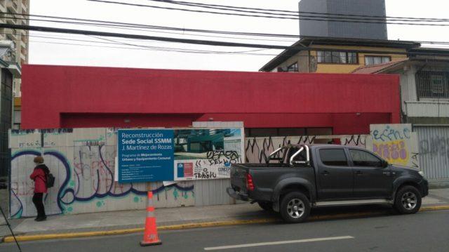 Así luce el local tras la reconstrucción | Cristián Valdebenito (RBB)