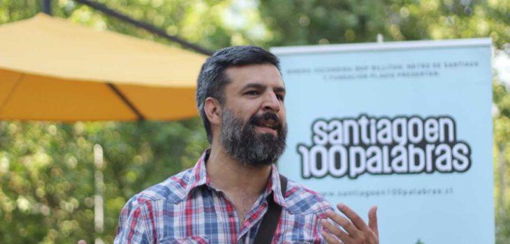 Alberto Montt | Santiago en 100 palabras