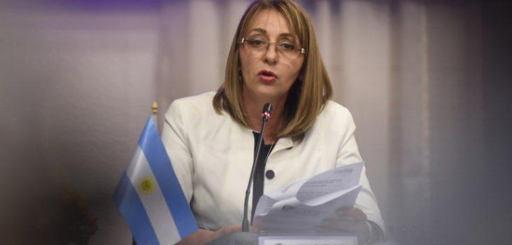 Alejandra Gils Carbó | ARCHIVO | Agence France-Presse