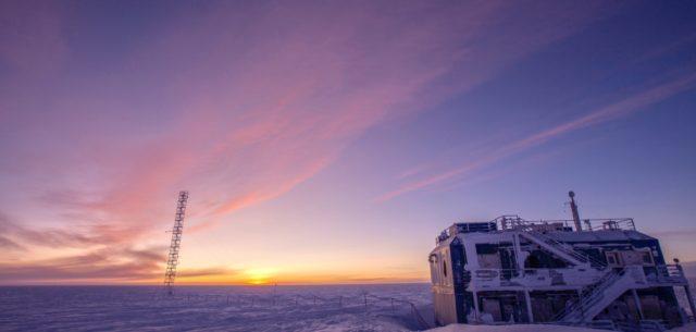 Observatorio Atmosférico de Base del Polo Sur de NOAA