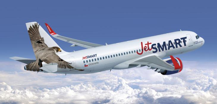 Prensa JetSmart.