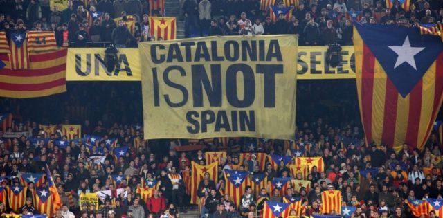 Camp Nou y Cataluña
