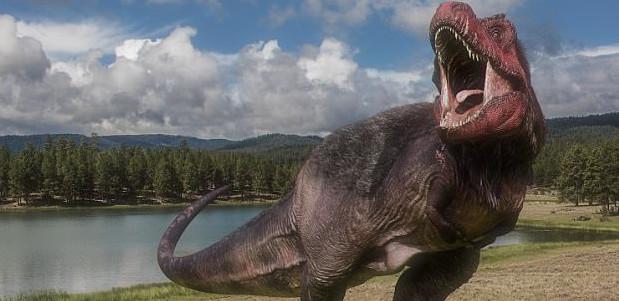 Archivo | Tyrannosaurus rex (Daily Mail)