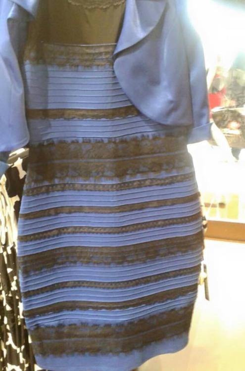 #DressGate