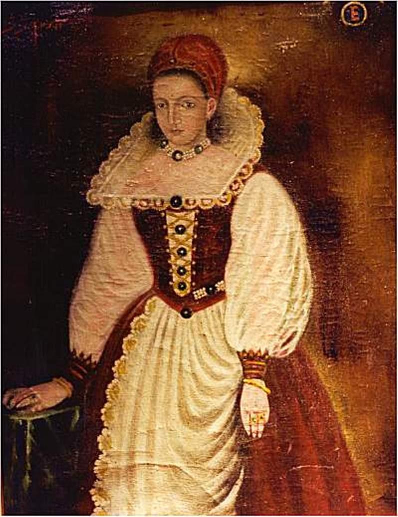 Retrato de Elizabeth Bathory