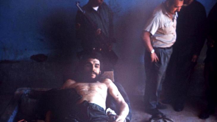 Ernesto Che Guevara | Marc Hutten | AFP