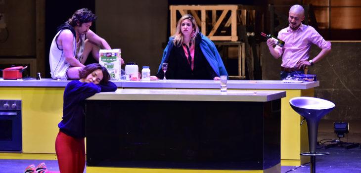 """""""Madre""""   Teatro Regional del Maule"""