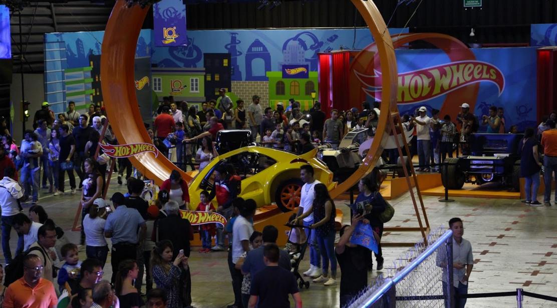 10° Salón Hot Wheels en México