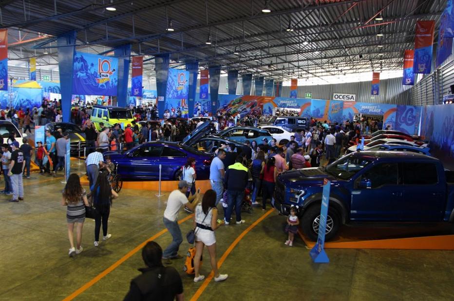 10º Salón Hot Wheels en México