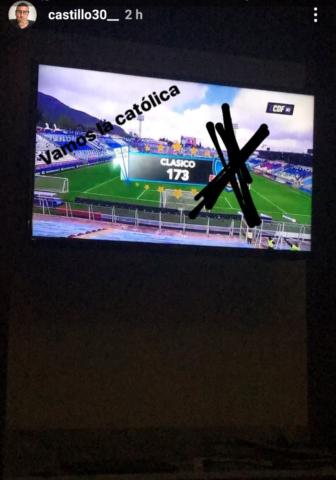Nicolás Castillo | Instagram