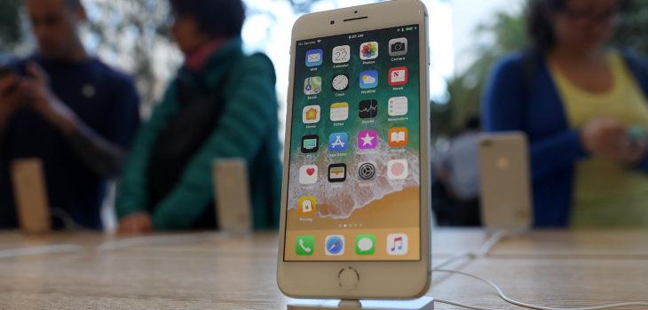 El iPhone 8 | Agence France-Presse