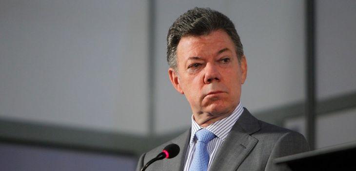 Juan Manuel Santos | Felipe Fredes | Agencia UNO