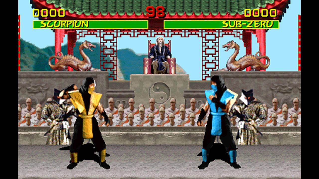Scorpion y Sub Zero (1992)