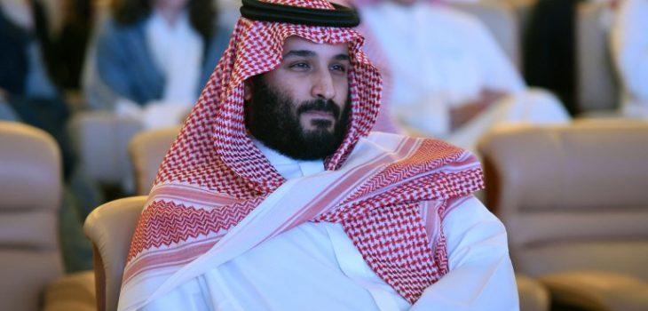 Mohamed bin Salmán   ARCHIVO   Agence France-Presse